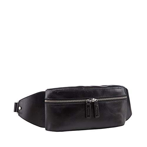 Picard Bum Bag Buddy cuir de bison Small 12 x 26 x 4,5 cm (H/B/T) Unisexe sacs bananes (4857)