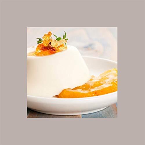 LUCGEL Srl 1,5 Kg Purea Di Frutta 100% Gusto Pesca Nettarina per Gelato Sorbetto Drink Granita Yogurt Dolci