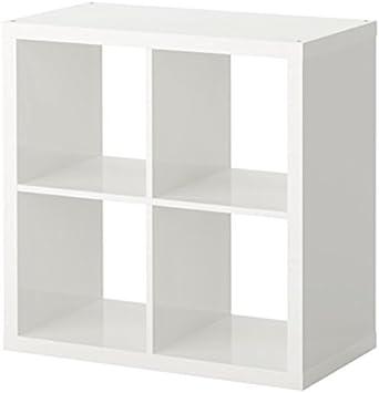 2 x IKEA KALLAX – estantería, estantería, blanco, perfecto ...