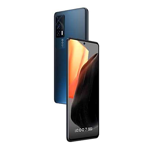 iQOO 7 5G (Storm Black, 8GB RAM, 128GB Storage)| Upto 9 Months No Cost EMI | 3GB Extended RAM | Extra Rs.2000 Off on Exchange