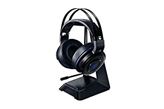 Razer Thresher Ultimate Dolby - Auriculares inalámbricos con sonido envolvente 7.1, para PlayStation 4 (B071KBRYVD) | Amazon price tracker / tracking, Amazon price history charts, Amazon price watches, Amazon price drop alerts