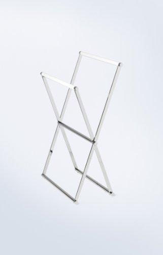 JOOP! Handtuchständer weiß Chromeline 57,5x95x82 cm