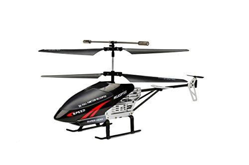 Mr Toys HK-TF2803 - Elicottero con Valigetta, 27 cm