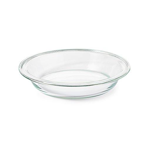 """Glass 9"""" Pie Plate"""