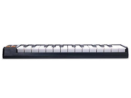 Akai Professional LPK25   25 Key Portable USB MIDI Keyboard Controller for Laptops (Mac & PC)