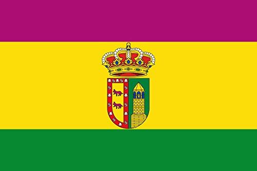 magFlags Bandera Large Villa y municipio de Huécija Almería - España   Bandera Paisaje   1.35m²   90x150cm