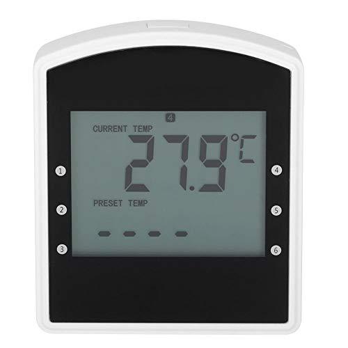 Drahtloser Temperaturmesser Thermometer Genauigkeit Grillofen