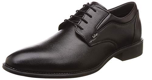 Lee Cooper Men's Lc1473eblack Leather Formal Shoes