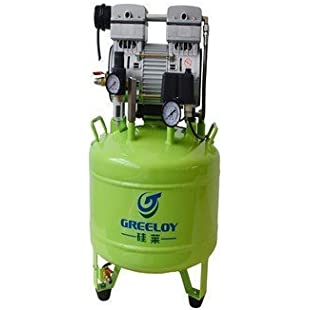 Greeloy Silent Oil Free Air Compressor GA-81 by Best Dental