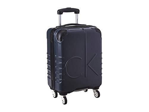 Calvin Klein CK-526 Islander 19' Upright Suitcase Grey...