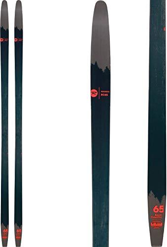 Rossignol BC 65 Positrack XC Skis w/BC Auto Bindings Sz 195cm