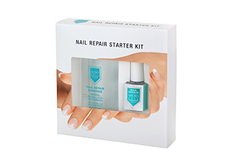 Microcell 2000 Nail Repair Set (Nail Repair, 12 ml & Nail Repair Remover, 100 ml), 1er Pack (1 x 1 Stück)