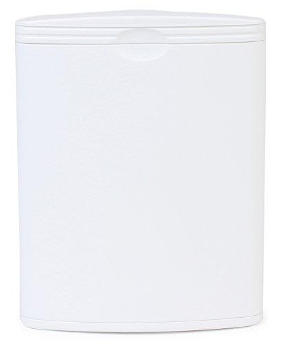 WINDMILL(ウインドミル) 携帯灰皿 ハニカム3 スライド式 6本収納 ホワイト 591-2001