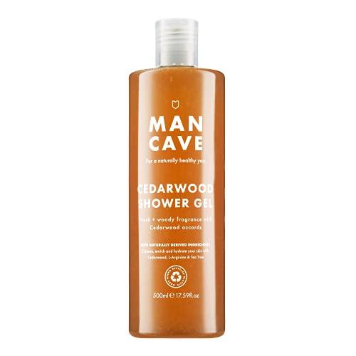 Gel de ducha ManCave Cedarwood, 500 ml