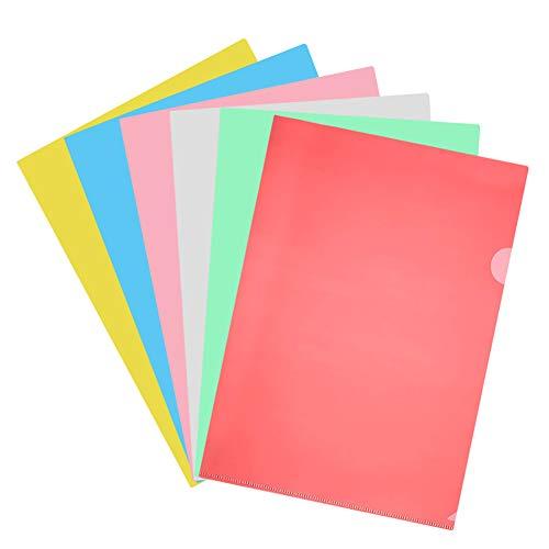 Carpeta de plástico para archivos