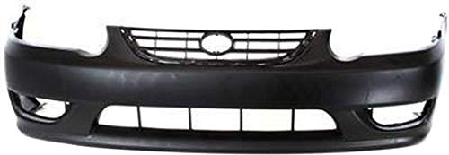 01 corolla front bumper - 4