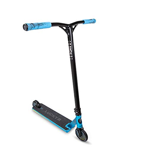 Lucky Prospect Complete Pro Scooter - Best Trick Scooter for Intermediate Riders, Medallion