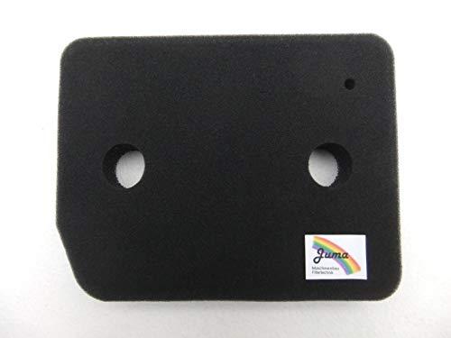 Filter für Miele Schwammfilter 9164761 Wärmepumpentrockner Filter Trockner Kondenstrockner Filterschaum Schaumstoff Sockelfilter