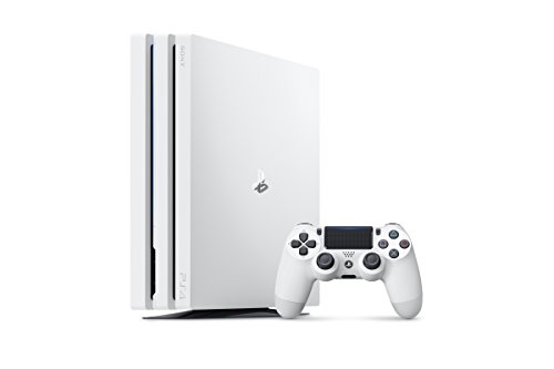 PlayStation 4 Pro グレイシャー・ホワイト 1TB (CUH-7100BB02)