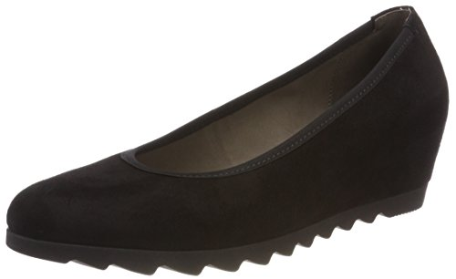 Gabor Shoes Damen Basic Pumps, Schwarz, 37.5 EU