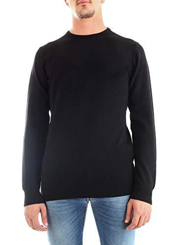 Barbour BAMAG0264 - Camiseta para hombre negro S