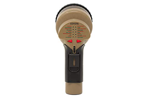 Cass Creek Mega Amp 20X Predator Call, Hand Held, Electronic Call, Loud Call, Expert Calls for the Beginner, CC548