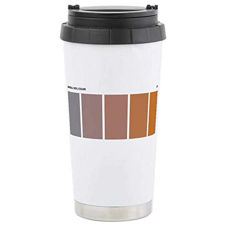 CafePress Stainless Steel Travel Mug Stainless Steel Travel Mug, Insulated 16 oz. Coffee Tumbler