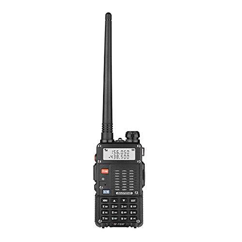 Moligh doll 8W Bf-F8Hp Walkie Talkie VHF/Uhf Dual Band Dual Display Radio Walkie Talkie Spina UE