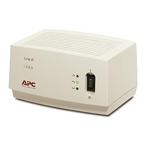 APC LE1200 Line-R 1200VA Automatic Voltage Regulator, Beige
