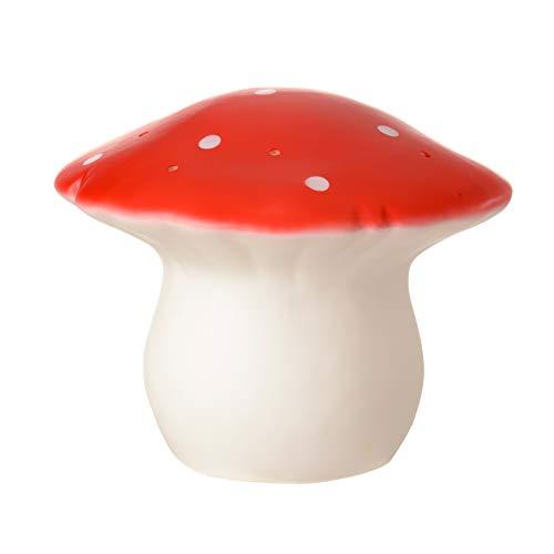 Lampe champignon moyen modèle Rouge - Egmont Toys