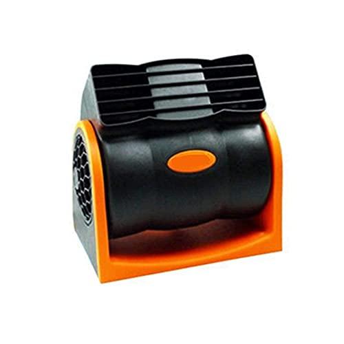 aire acondicionado, Refrigerador de vaporización Coche portátil Ventilador silencioso, ventilador de refrigeración eléctrica, refrigerador de escritorio de 2 velocidades de bajo portátil con encendedo