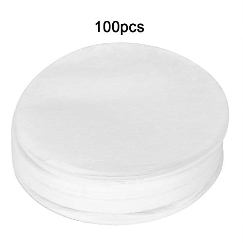 Ponacat Kaffeefilter, Kaffee-Ersatzfilter, Papier, 100 Stück/Set