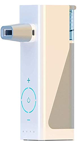 [New] AVYA Steam Inhaler, Sinus Rinse Therapy System + Starter Saline Kit (Cordless)[1 Year Warranty Included ]