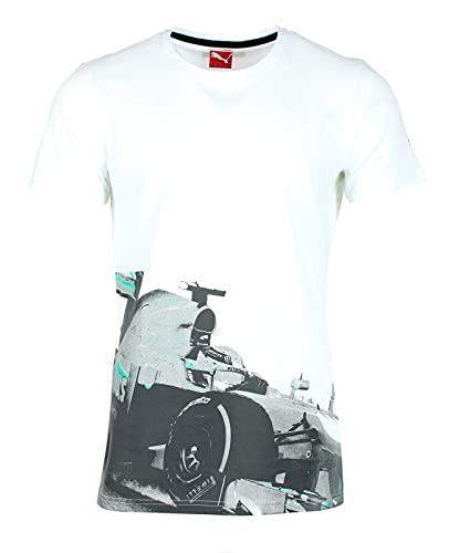 PUMA Mercedes Benz MAMGP Motorsport T-Shirt AMG Petronas XL
