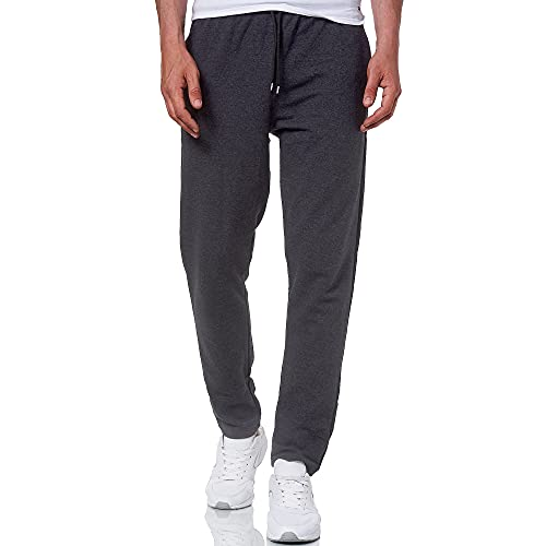 Smith & Solo Jogginghose Herren – Jogger Männer Modern | Baumwolle Jungen Slim Fit Freizeithose | | Sporthose – Training – Trainingshose |