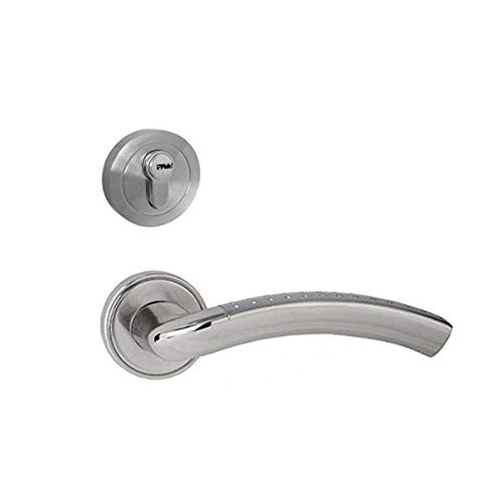 TOGU Heavy Duty Entry Door Leverset with Single Cylinder Deadbolt Combination Set Door Lockset for Home Front Entry Door,Satin Nickel