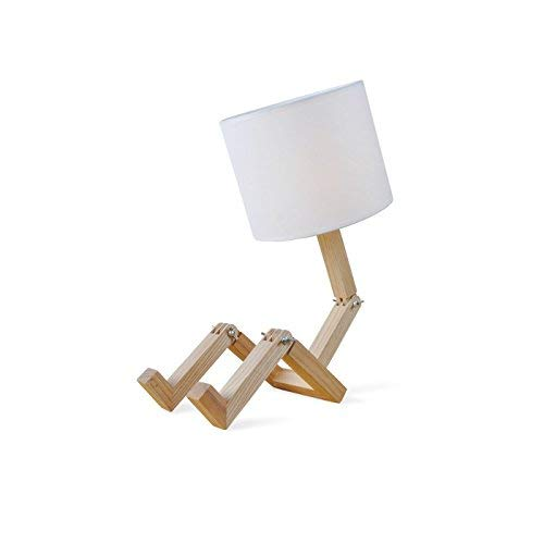 YLCJ Creative Spiraalkeuken tafellamp met twee moderne keukenlampen, eenvoudige tafellamp, spiegel, bruiloft, nieuw gebogen moderne bruidsstudio