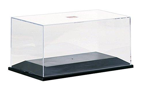 Herpa 460118-Vitrina L para Coches de pasajeros 1:43, Modelo en Miniatura (460118)