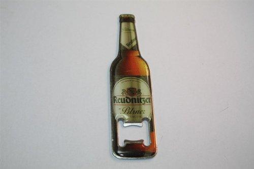 Reudnitzer Bier Leipzig - edler Flaschenöffner aus Metall
