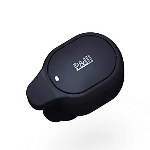 P&LLL Bluetooth Mini Single Headset,Wireless Invisible Earbud with Charging,8Hrs Playtime Noise Smallest in-Ear Noise Cell Phone with Hands-Free Earpiece for iPhone Samsung Android Car Mic Earphone
