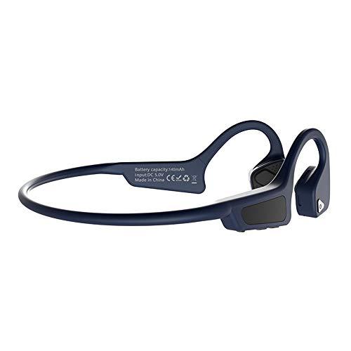 ZED- Wireless Bone Conduction Headphones Bluetooth koptelefoon draadloos voor klimmen met microfoon