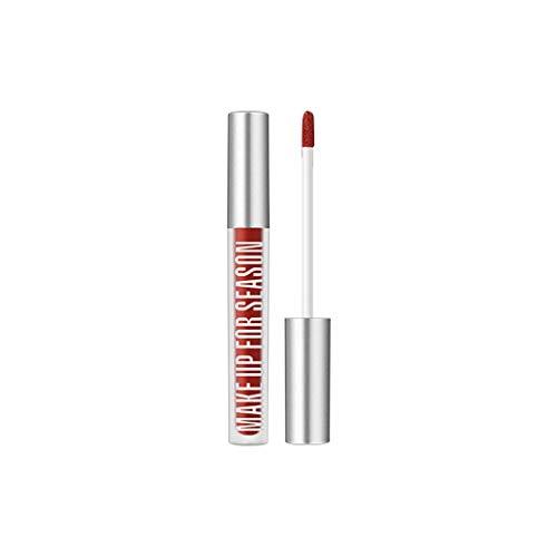 OVERMAL Rouge à lèvres Lipstick Maquillage de couleur Bright Stars Lip Glaze Pas facile à toucher Cup Matte Lip Glaze