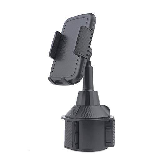 zrshygs Soporte para Taza de Coche Soporte para teléfono Soporte para Taza de automóvil Ajustable Soporte para teléfono móvil