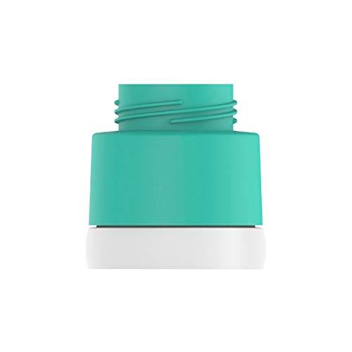 SLEEPY BOTTLE Baby Formel Patrone, Milch Pulver Spender, Ermöglicht Flaschenfütterung Jederzeit und überall, nur Twist & Shake wenn das Baby aufwacht, BPA frei - Minty Green