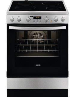 ZANUSSI ZCV65320XA - Cuisinière Vitrocéramique