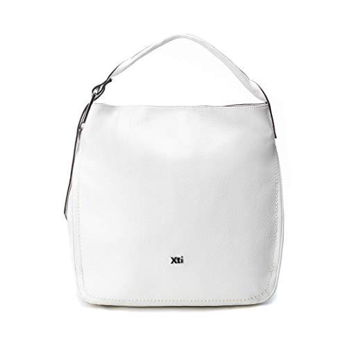XTI Bolso Hombro BAS075877 para Mujer Blanco