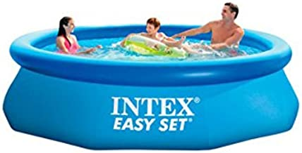 Intex Piscina Hinchable Desmontable 3853L Octogonal 305x76cm con ...