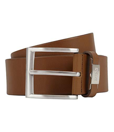BOSS Herren Connio Gürtel, Medium Brown210, 105