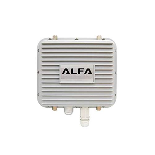 Alfa Network MatrixPro - Concurrent Dual-Radios, 2.4+5 GHz MIMO Outdoor Ap/CPE
