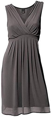 Kleid Trägerkleid von Best Connections - Taupe Gr. 40
